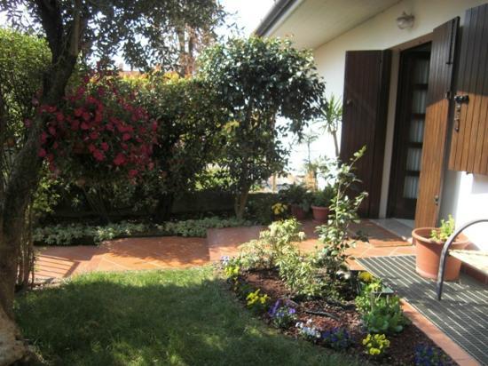 Olivetto Green: giardino