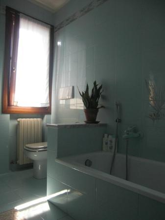 Olivetto Green: Bagno camera Ulivo