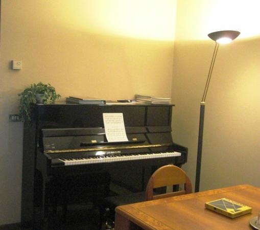 Olivetto Green: piano