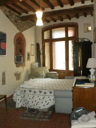 Il Rifugio Del Viandante Bed & Breakfast: La mia camera