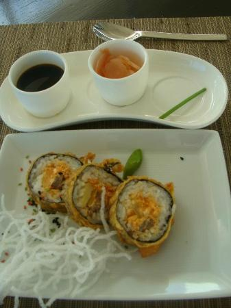 Blue Diamond Luxury Boutique Hotel: Lunch