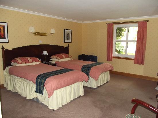 Tyndrum, UK: Bedroom