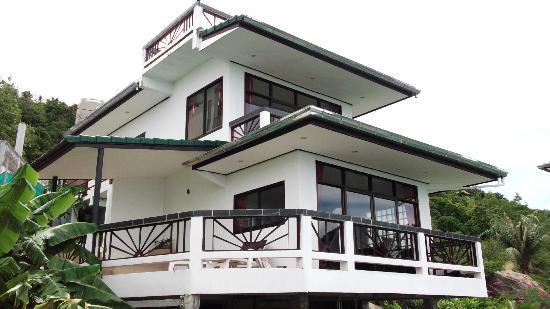Ban Sua Samui: our villa