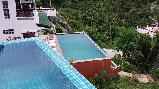Ban Sua Samui: pools