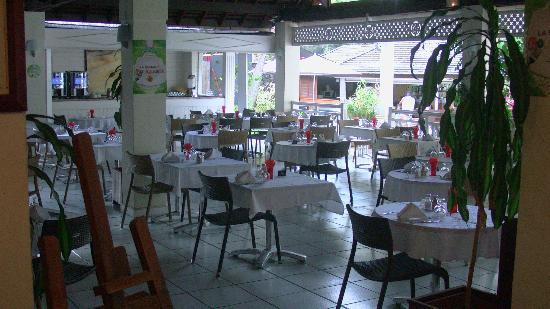 Alamanda Hotel: La salle à manger