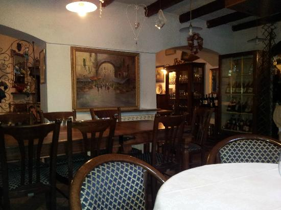 Antica Osteria All'Unione : interno