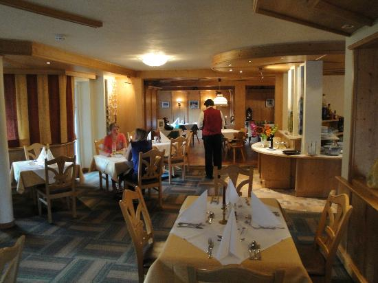 Hotel Lärchenhof: Buffet Restaurant