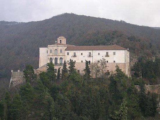 San Marco in Lamis, Italien: Convento