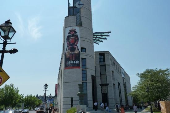 Pointe-a-Callière Museum : Pointe-à-Callière