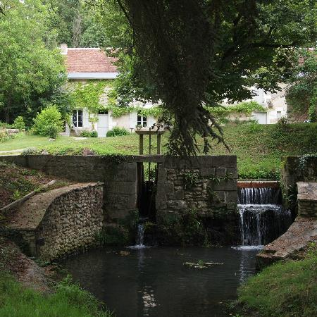Le Moulin du Mesnil: The grounds