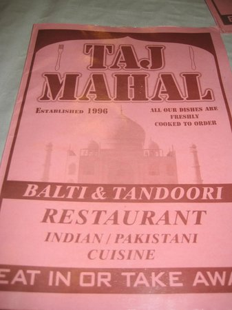 ‪Taj Mahal Indian Restaurant‬