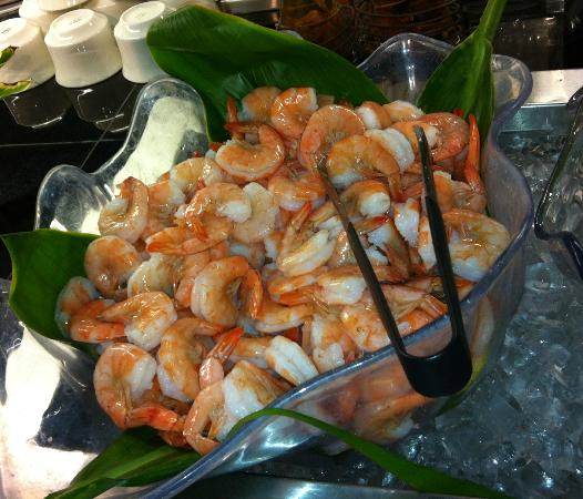 Ka'anapali Beach Club: More shrimps..