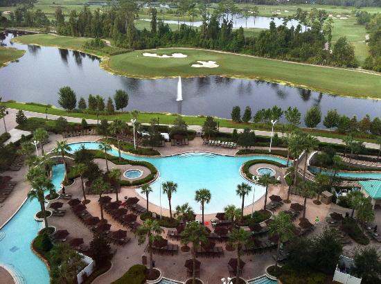 Hilton Orlando Bonnet Creek: Awesome Pool
