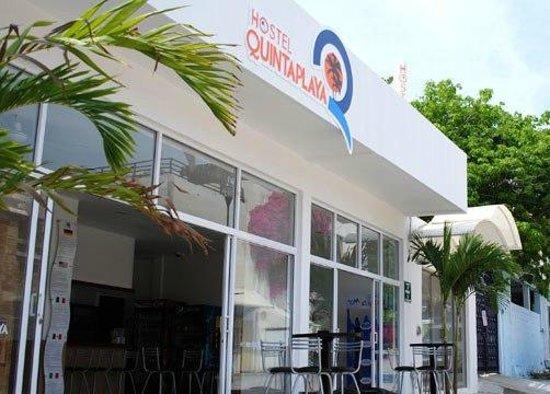 Hostel Quinta Playa: Bueno, Bonito y Barato