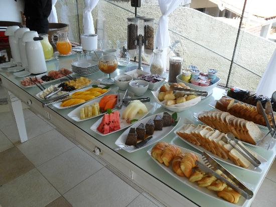 Costa Do Sol Boutique Hotel: Desayuno