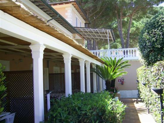 Residence Hotel Villa Mare : appartamenti