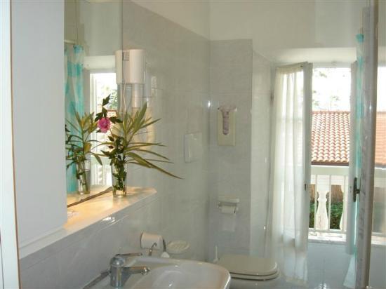 Residence Hotel Villa Mare : bagno