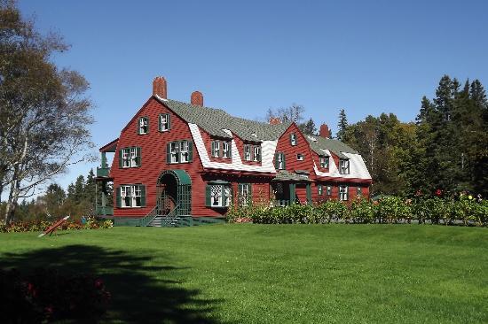 Campobello Island Roosevelt Cottage