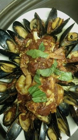 DaVinci's By The Sea: Zuppe di Pesce