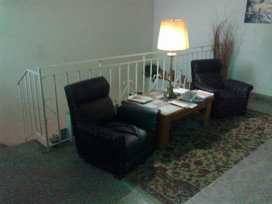 Hostel Zaballa: pallier