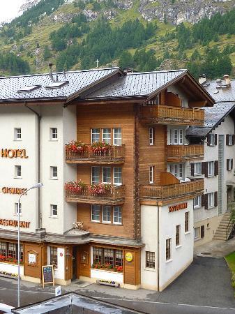 Hotel Cheminée: Hotel