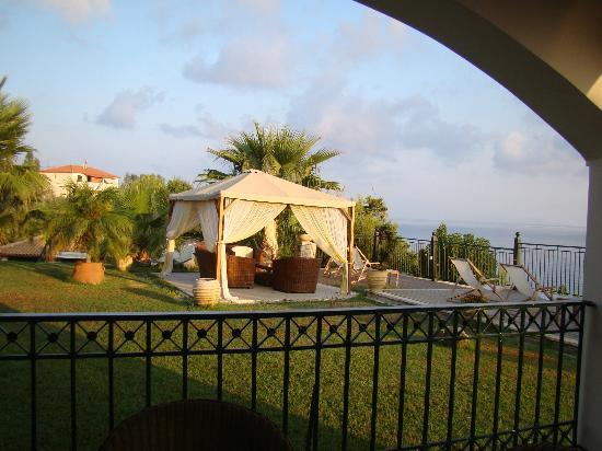 Erietta Luxury Apartments: view from our terrace