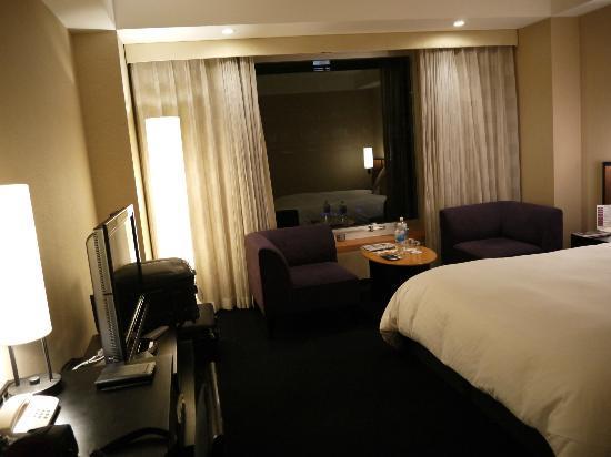 Hotel Granvia Kyoto: Good space/size