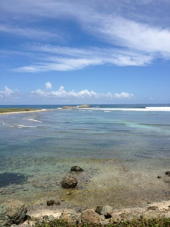 Bernard's Tours: Coralita Beach