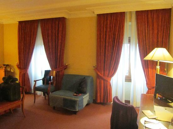 Strozzi Palace Hotel: room 32