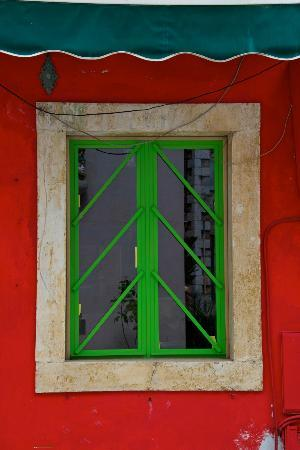Sicily Travelnet Private Tours: Window in Castelmola village.