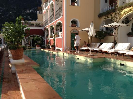 Le Sirenuse Hotel : プール