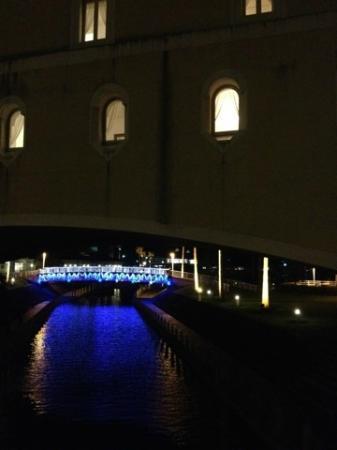 Wakayama Marina City Hotel : ヴェネツィア風だそうな