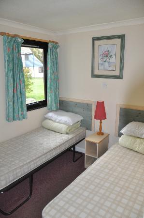 A1 Haven Caravan Holidays: 2nd bedroom