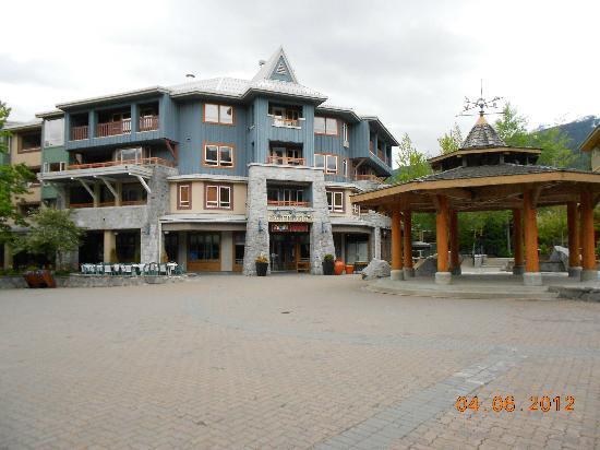 Crystal Lodge Hotel: exteriores del Hotel