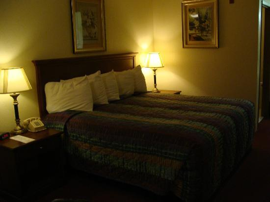 Days Inn by Wyndham Port Angeles: Room