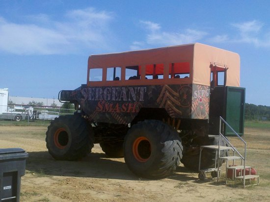 Southaven, MS: Monster Truck Ride