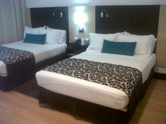 Hotel San Silvestre: Cama