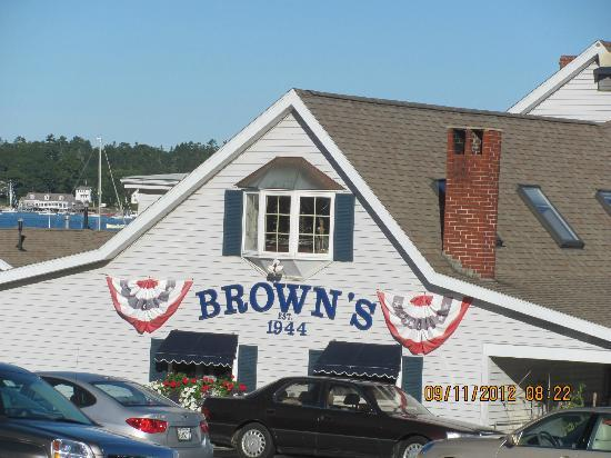 ‪‪Brown's Wharf Inn‬: Browns Wharf Inn