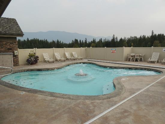 Meadow Lake Resort: Fitness Center Hot Tub