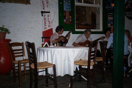 Xeri Elia Douskos: Summer evening at Xeri Elia