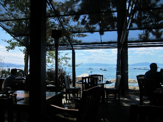 Hyatt Regency Lake Tahoe Resort, Spa and Casino: View for Lunch