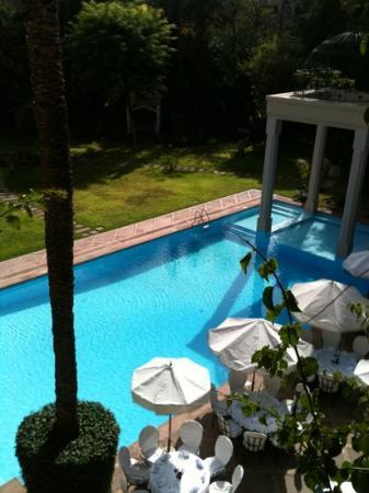 Hotel Marrakech le Tichka: la piscine hotel tichka