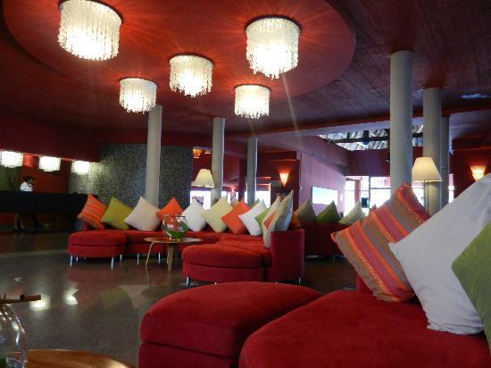 Mornea Hotel: Reception lounge