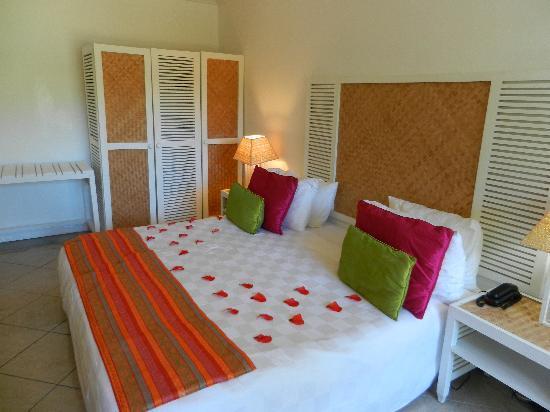 Mornea Hotel: The Bedroom
