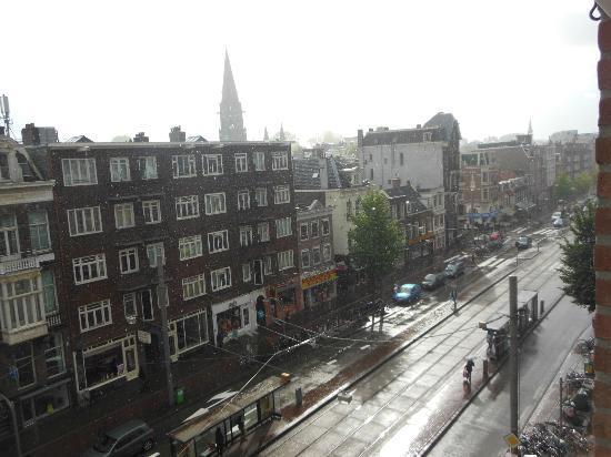 Hotel Abba: Vista dalla nostra camera
