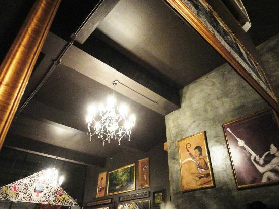 Restaurant Interior Design Picture Of The Dyak Kuching