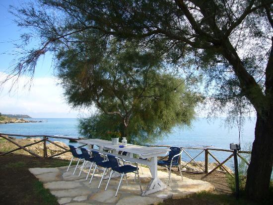 la colazione a Bagni Vittoria - Picture of Bagni Vittoria, Vasto ...