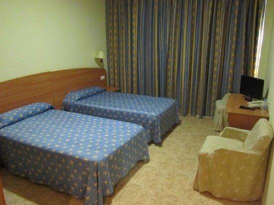Sommelier Hostelera: Habitación doble