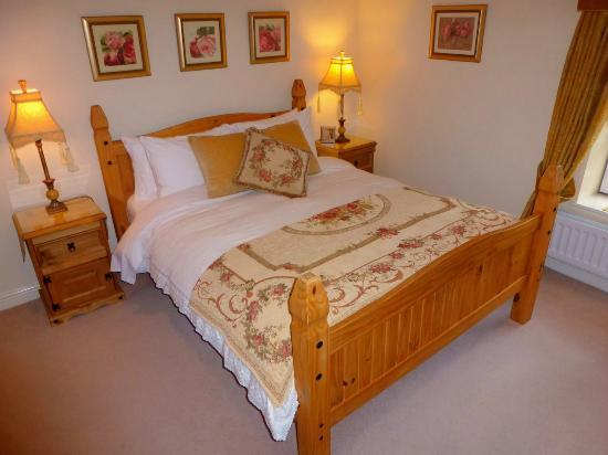 Thorpe Cottage Country Guest House: Dovedale Room