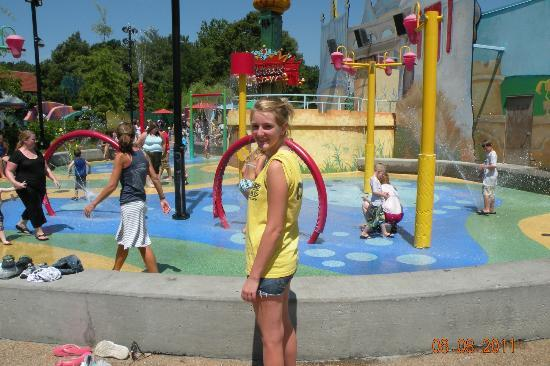 Getting Ready To Play In The Water Park For Kids Last Year Picture Of Busch Gardens